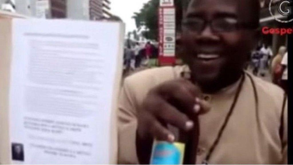 Mengaku Nabi, Pendeta Kontroversial di Afrika Ditangkap