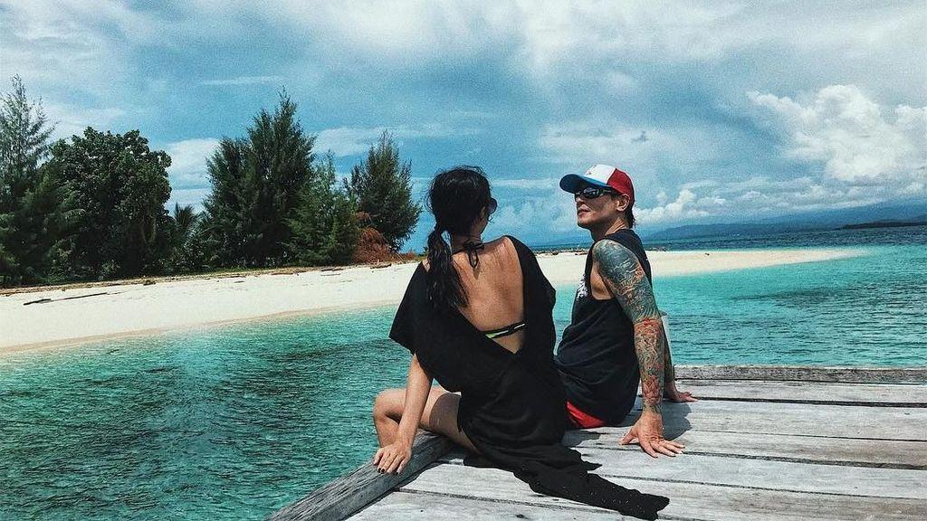 Foto: Pacar Baru Chef Juna dan Indahnya Pantai Indonesia