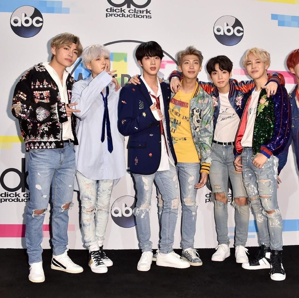 Yay! BTS akan Bawakan Single Baru di Billboard Music Awards 2018