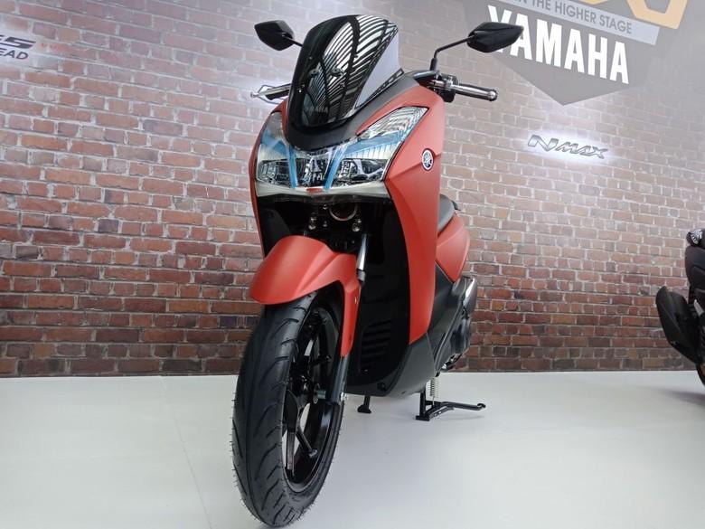 Yamaha Lexi Cocok untuk Dimodifikasi
