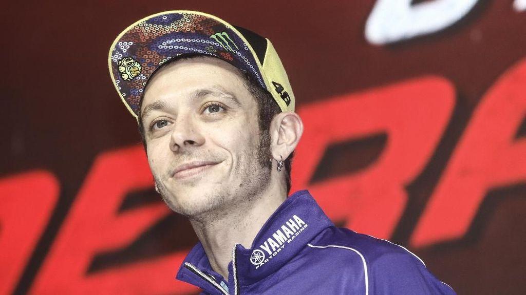 Rossi Seperti Peter Pan yang Tak Pernah Menua