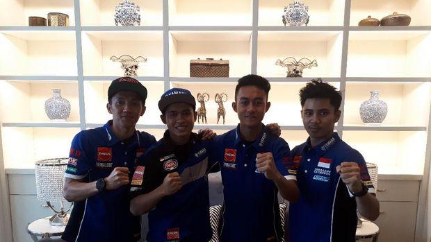 Yamaha Racing Indonesia Optimistis Tatap Musim 2018