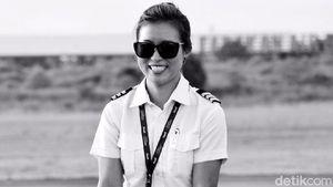 Berkenalan dengan Pilot Cantik Susi Air
