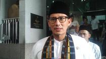 Sandi: BPK Minta KLB Pengembang Dibahas Bersama DPRD