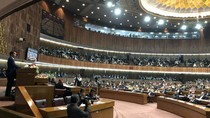 Jokowi Ajak Pakistan Terus Dukung Kemerdekaan Palestina