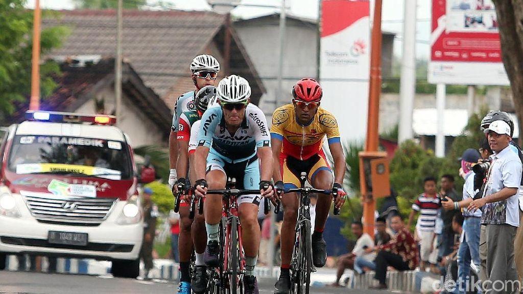 Banyuwangi Tak Puas Hanya Dilewati Satu Etape Tour de Indonesia