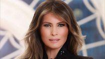 Begini Nih Pola Makan Melania Trump, Ibu Negara Amerika Serikat