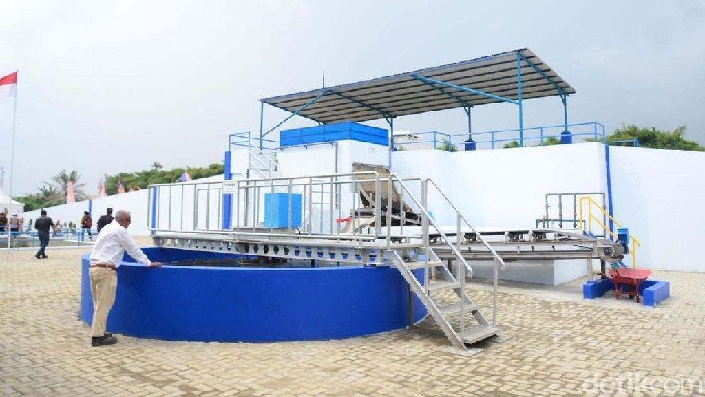 Dapat Penjaminan dari PII, Proyek Air Minum Lampung Dikebut
