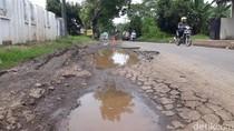 30 Km Jalan Kabupaten Pasuruan Rusak Imbas Proyek Strategi Nasional