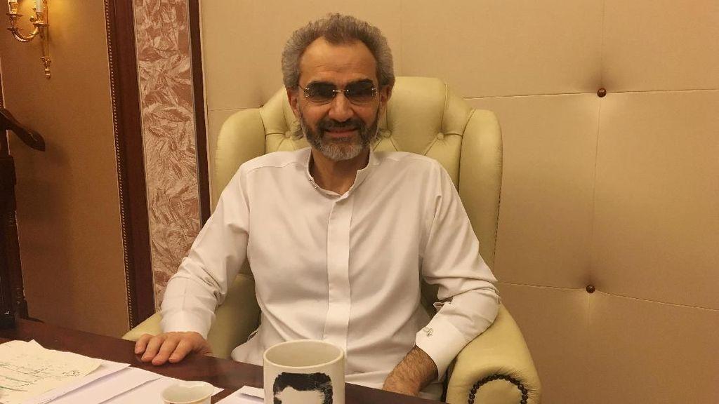 Sempat Ditahan 2 Bulan Lebih, Pangeran Alwaleed Dibebaskan