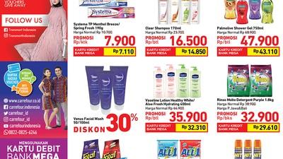 Hai Bunda, Ada Promo Popok Murah di Transmart Carrefour Lho