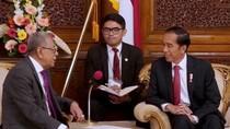 Bertemu Presiden Bangladesh, Jokowi Bahas Etnis Rohingya