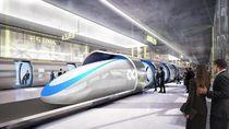 Bill Gates Ragukan Kereta Super Cepat Hyperloop, Kenapa?