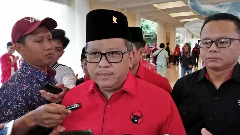 PDIP Tunggu Momentum Tepat untuk Umumkan Cawapres Jokowi