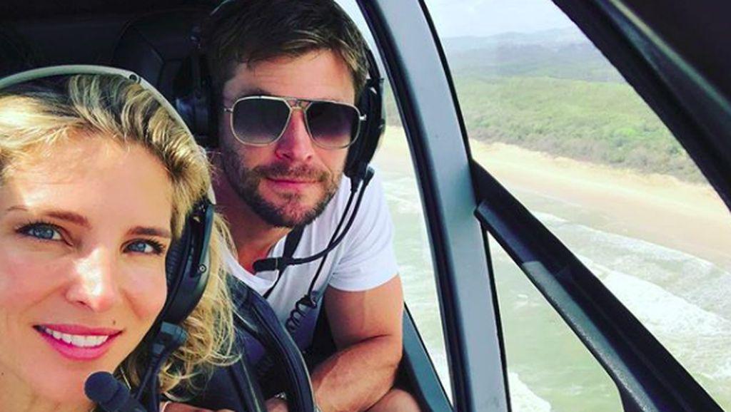 Curhatan So Sweet Elsa Pataky untuk Suaminya, Chris Hemsworth