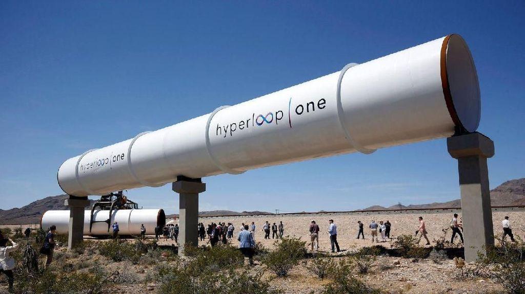 Ambisi Elon Musk di Bisnis Transportasi