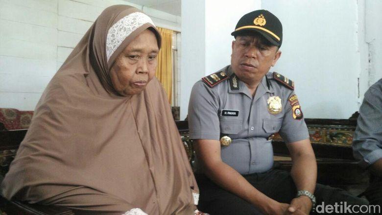 Ditolak Pihak Keluarga, Nenek Maimun Asal Gorontalo Terlantar