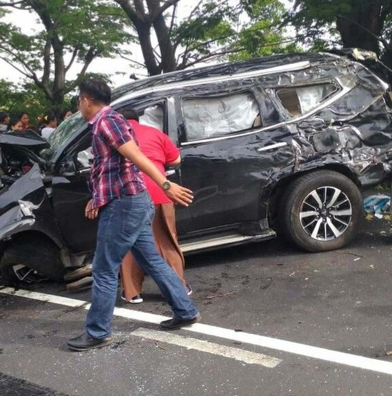 Kecelakaan Pajero, Komunitas: Bukan Karena Mobilnya