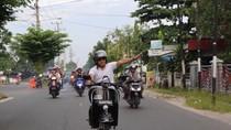 Bersama Gubernur Kalteng, Cak Imin Ramaikan Jalan Sehat Relawan