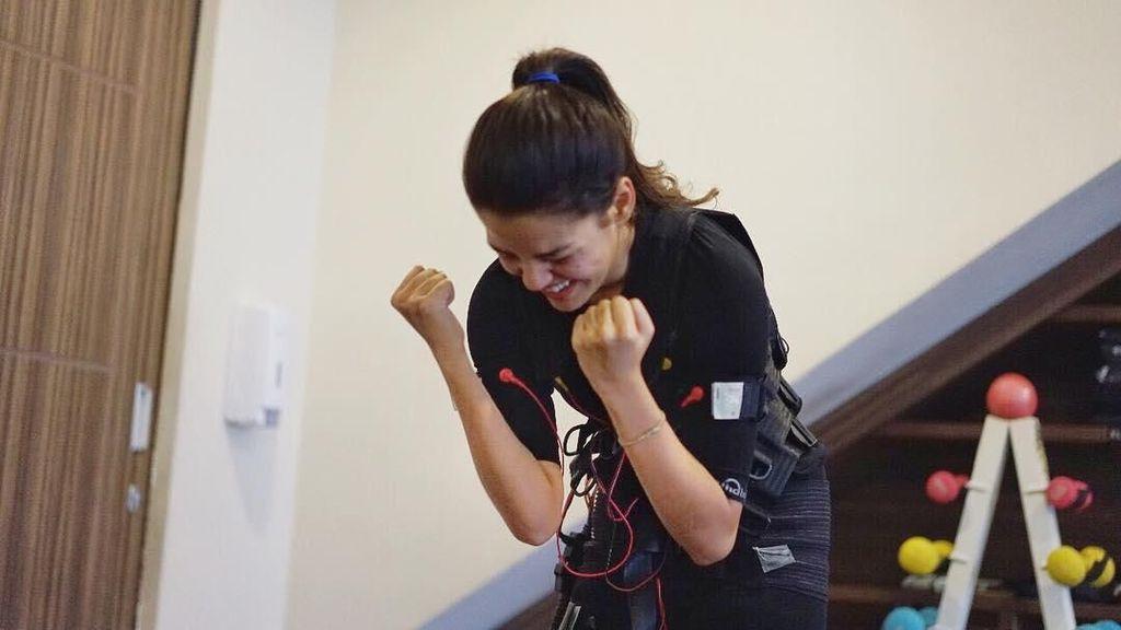 Chelsea Islan Hingga Irish Bella, Artis Cantik Blasteran yang Gemar Olahraga