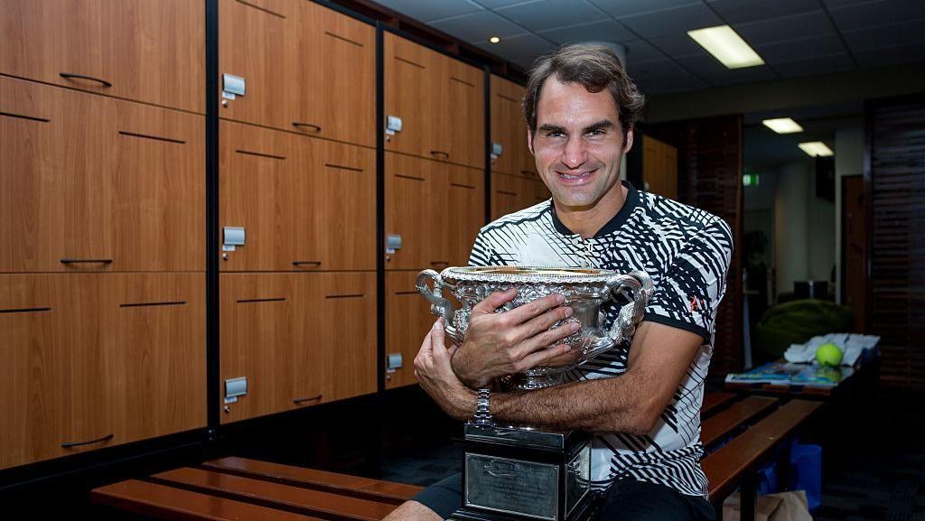 Cerita Roger Federer Tak Paksakan Anak untuk Suka Tenis