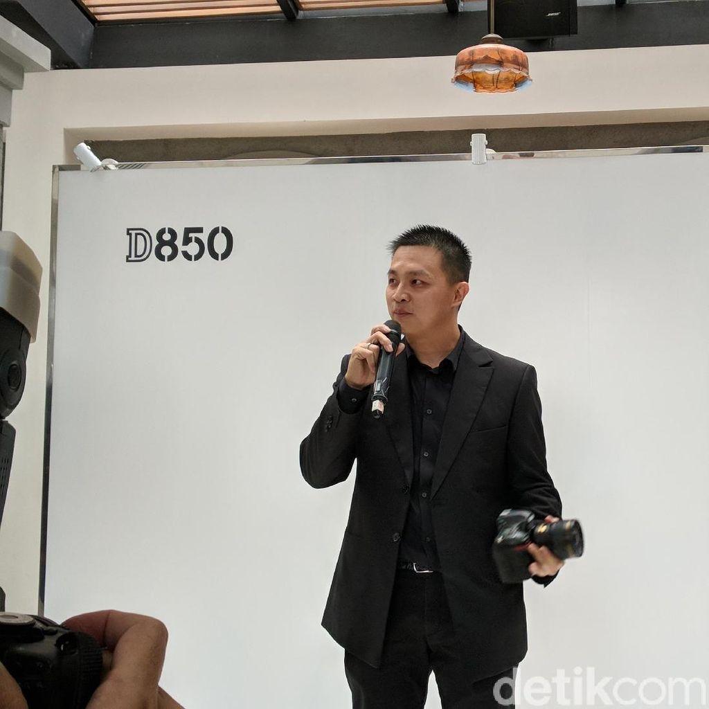 Penjualan Kamera DSLR Menurun, Gara-gara Smartphone?