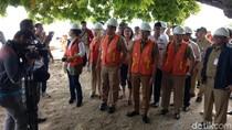 Sandi Ajak Atlet Festival Danau Sunter Latihan di Pulau Bidadari