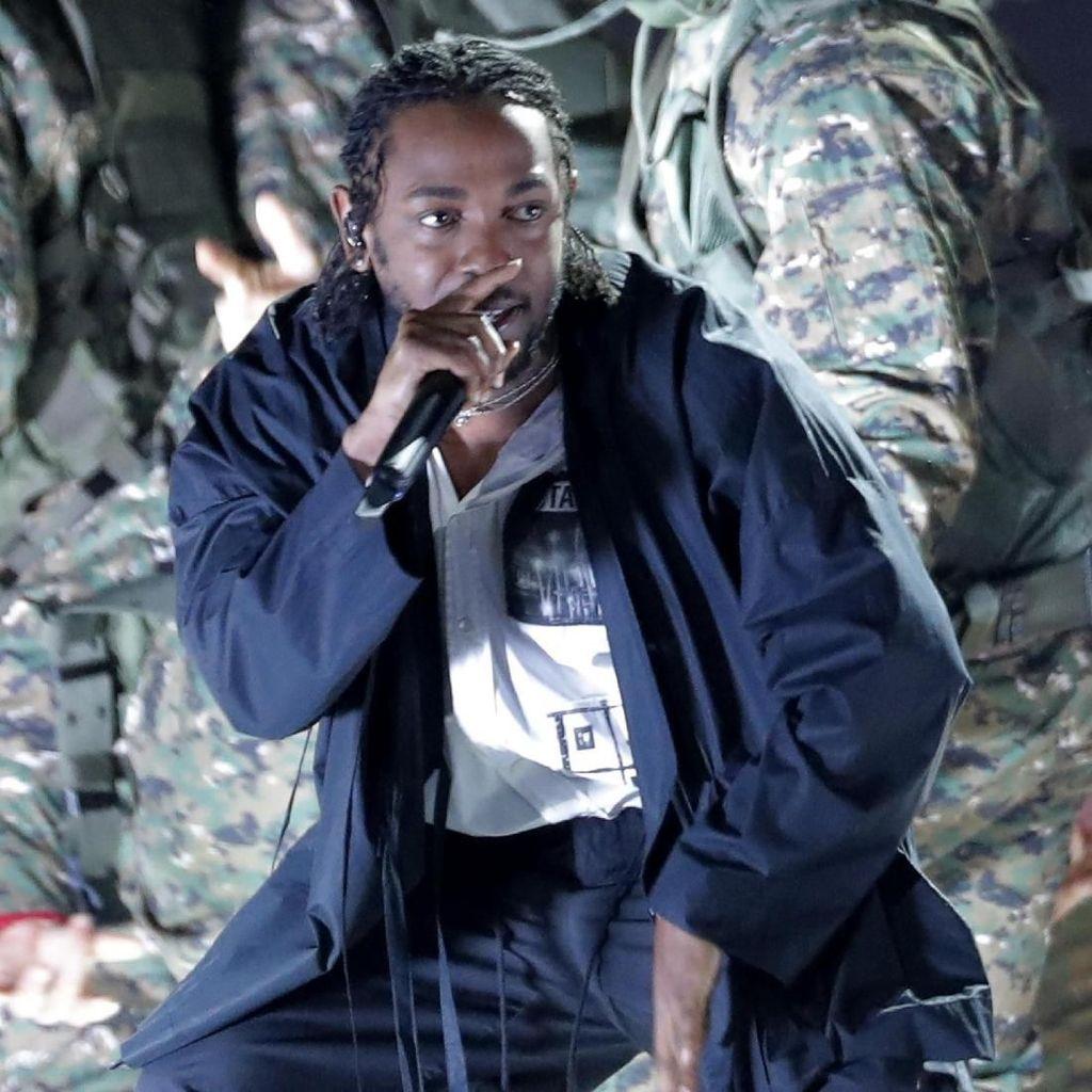 Kendrick Lamar hingga Ed Sheeran 15 Nominasi Billboard, Ini Daftarnya