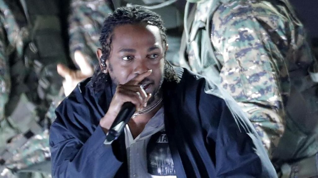 Black Panther, Album Penuh Bintang dari Kendrick Lamar