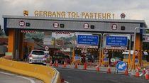 Besok, GT Pasteur Arah Jakarta Direlokasi ke Simpang Susun Baros