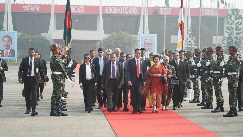 Jokowi Ungkap Alasan Tetap ke Afghanistan Meski Ada Serangan Bom