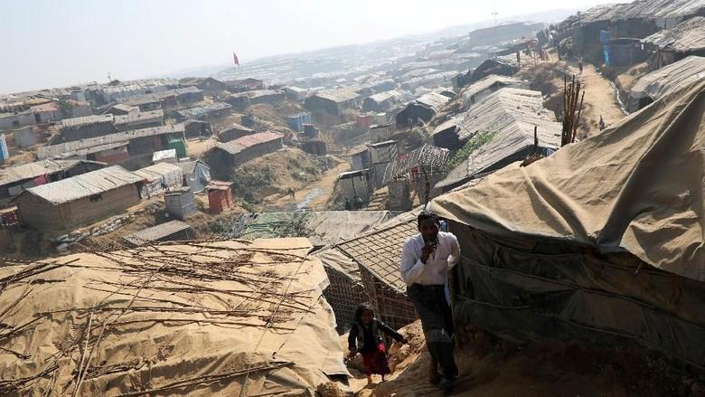 PBB Curigai Aksi Genosida Terjadi terhadap Rohingya di Myanmar