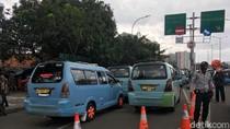 Organda: Sopir Diancam untuk Ikut Demo di Tanah Abang