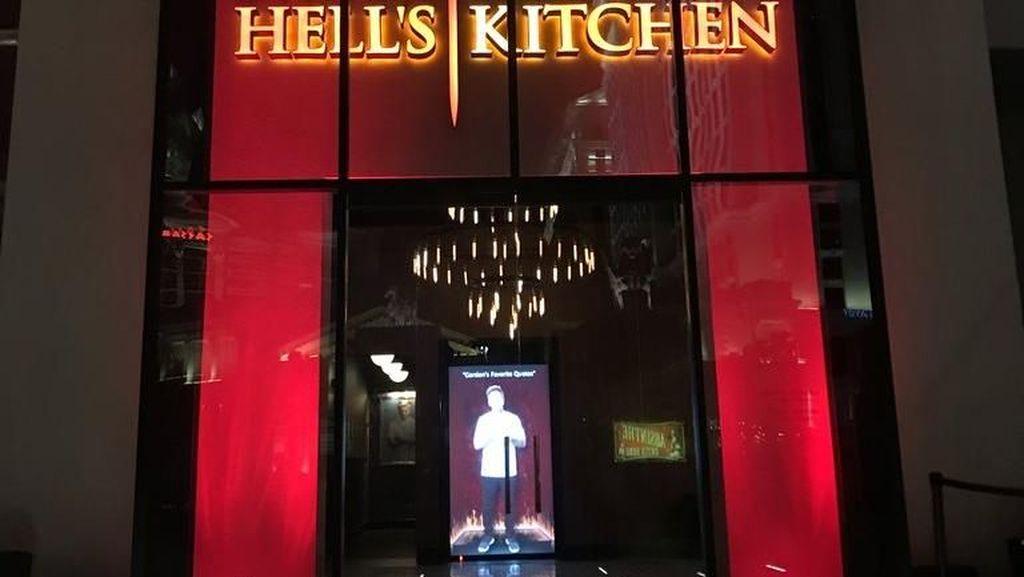 Restoran Baru Gordon Ramsay Berkonsep Hells Kitchen Tawarkan Sensasi Makan Seru