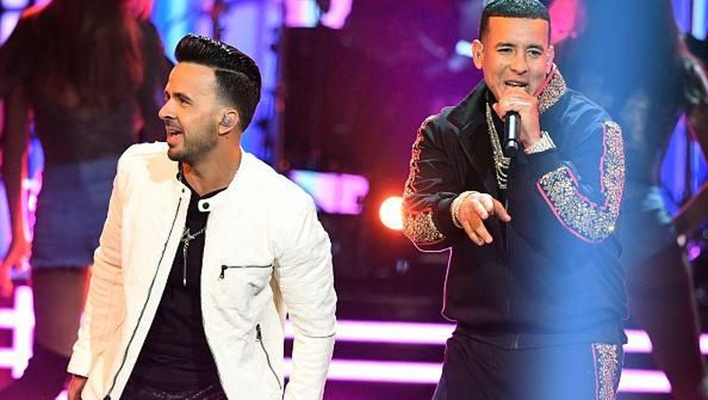 Setelah 'Despacito', Daddy Yankee Ajak Goyang Lagi dengan 'Dura'