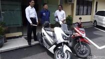 Pemuda di Sragen Ini Nekat Curi Motor untuk Bayar Utang