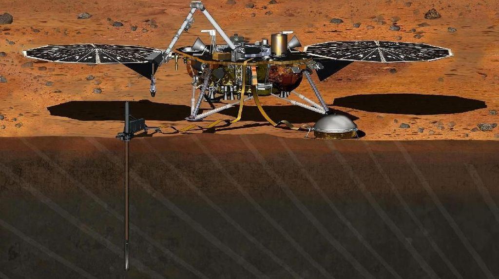 Tahun Ini, NASA Akan Mempelajari Sejarah Terbentuknya Mars