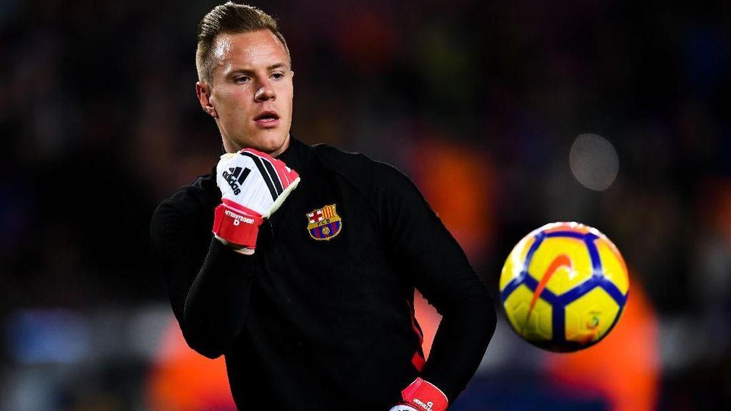 Hampir Setahun Barcelona Tak Pernah Dihukum Penalti