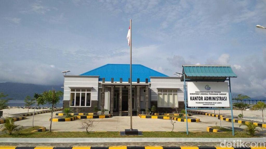 Jokowi Diharapkan Resmikan Pusat Perikanan Natuna April