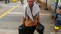 Kakek Suhanta yang Ngos-ngosan karena Tn Abang Explorer Menghilang