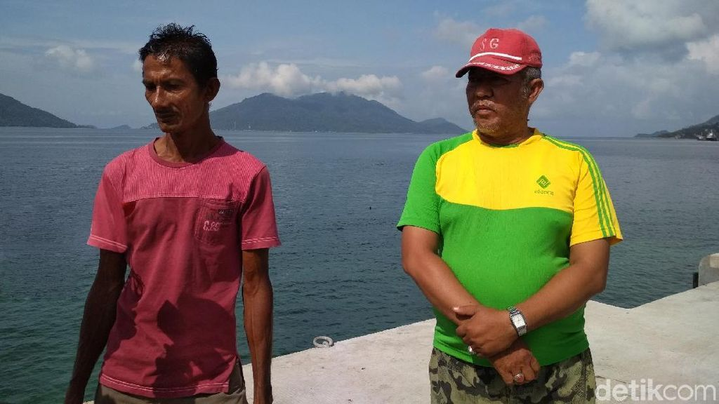 Nelayan Natuna: Maling Ikan Dulu Ramai, Kini Satu Pun Enggak Lihat