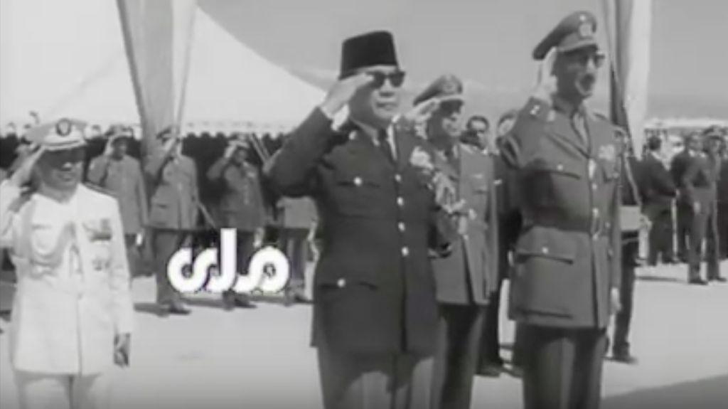 Ke Afghanistan 1961, Sukarno Disambut Raja Dengan Upacara Militer