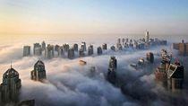 Foto: Berselimut Kabut, Kota-kota Ini Tetap Indah dan Menawan