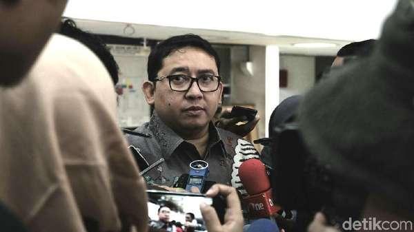 RUU Antiterorisme, Fadli Zon Setuju TNI Dilibatkan