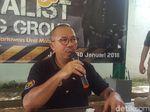 Polisi Periksa Kualitas Material Proyek Tol Manado