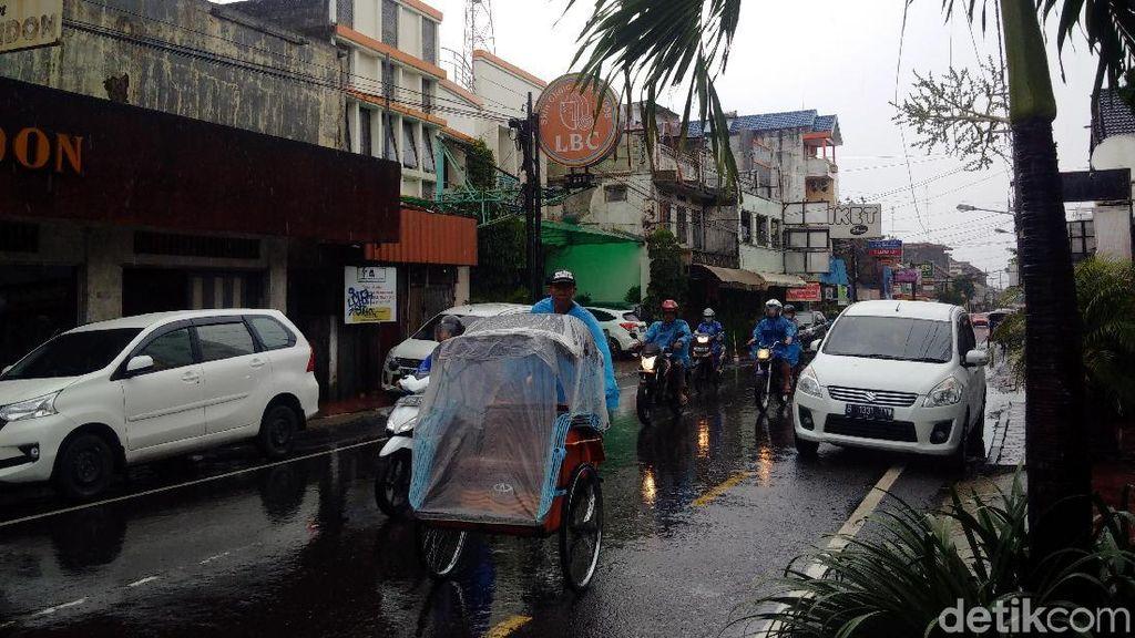 Hujan Deras Landa Yogya, BMKG Keluarkan Peringatan Dini Cuaca Ekstrem