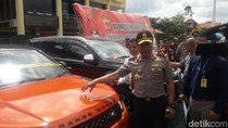 Penampakan Mobil Mewah Hasil Menipu 12 Ribu Jemaah Umrah PT SBL