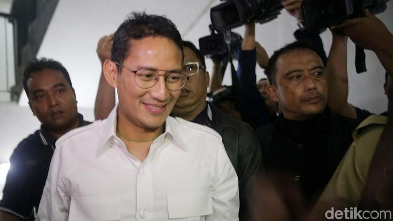 Normalisasi Ciliwung, Sandi akan Koordinasi dengan Menteri PUPR