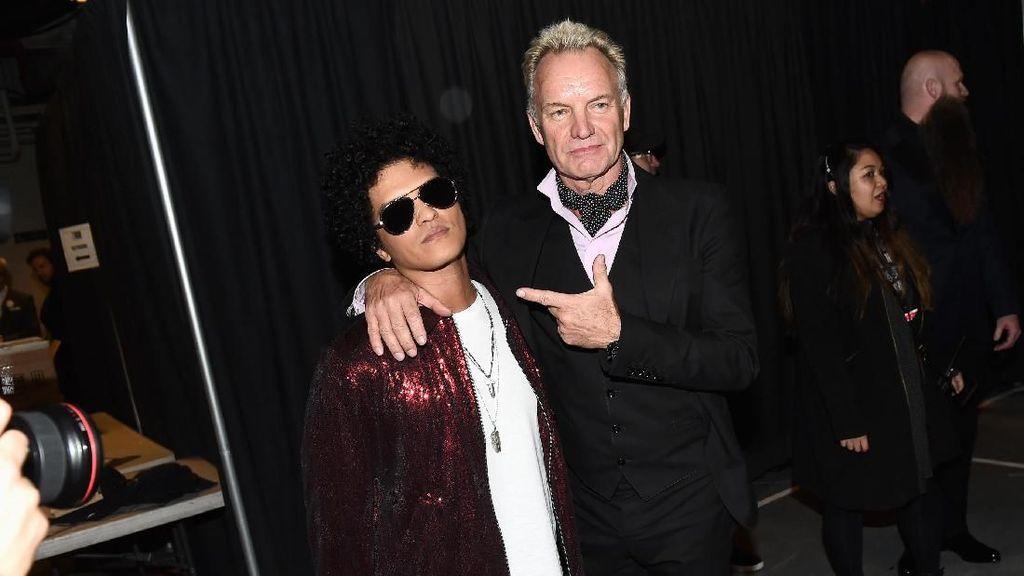 Grammy Awards 2018 Hanya Serasa Pertunjukan Sting