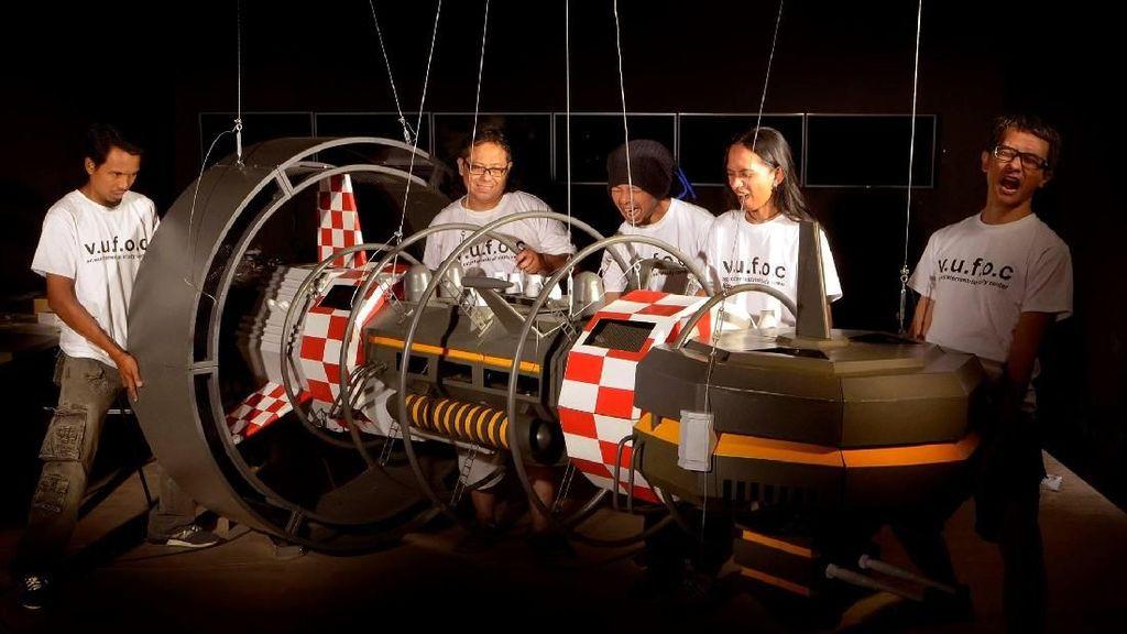 Seni Permudah Jalannya Teknologi dan Sains